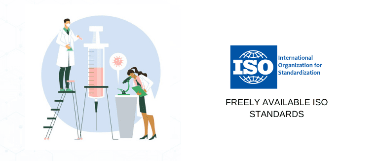 Freely Available ISO Standards
