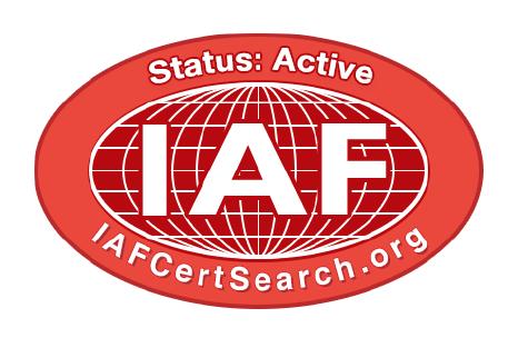 IAF CertSearch